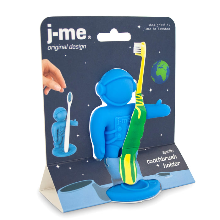 Apollo toothbrush holder blue Toothbrush holder j-me - Brand Academy Store