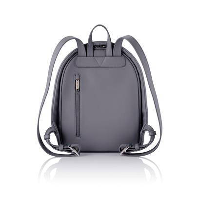 Bobby Elle anti-theft backpack | Dark grey