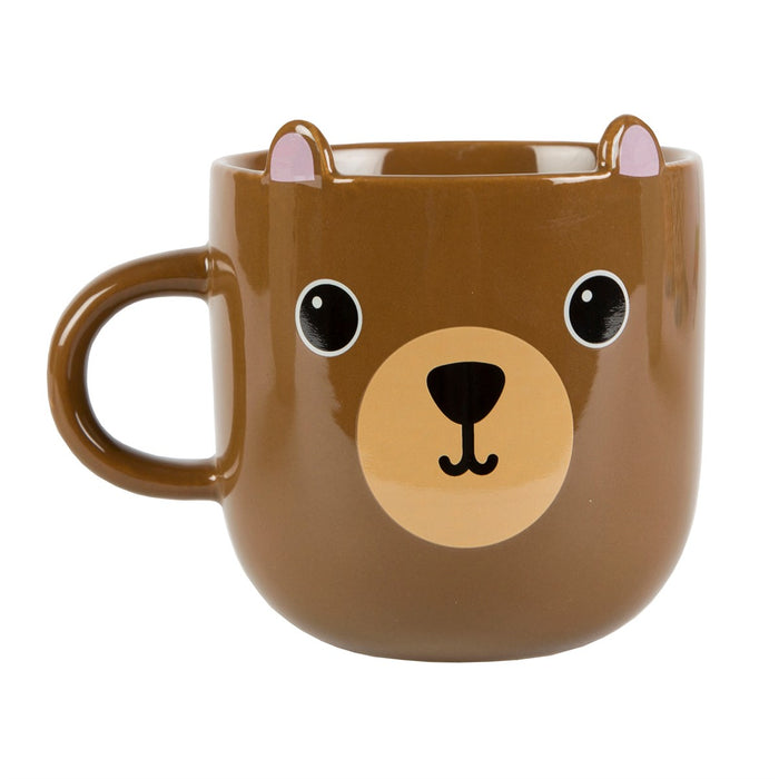Bear Kawaii friends mug Kitchen Sass & Belle - Brand Academy Store