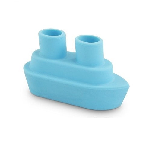 Boat toothbrush holder in blue Bathroom j-me - Brand Academy Store