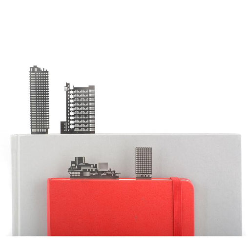 Brutalist bookmarks Bookmarks Another Studio - Brand Academy Store