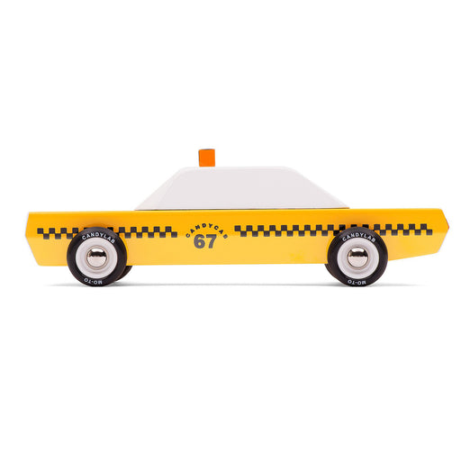 CandyCab wooden toy model car Toys Candylab - Brand Academy Store