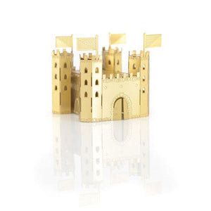 Castle mini model Mini-onaire in Gold