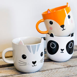 Load image into Gallery viewer, Panda kawaii friend mug Kitchen Sass & Belle - Brand Academy Store