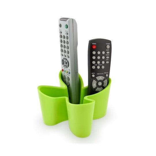 Remote Control Holder Tidy | Cozy in Green