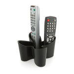Cozy desk tidy & remote control holder - black Home j-me - Brand Academy Store