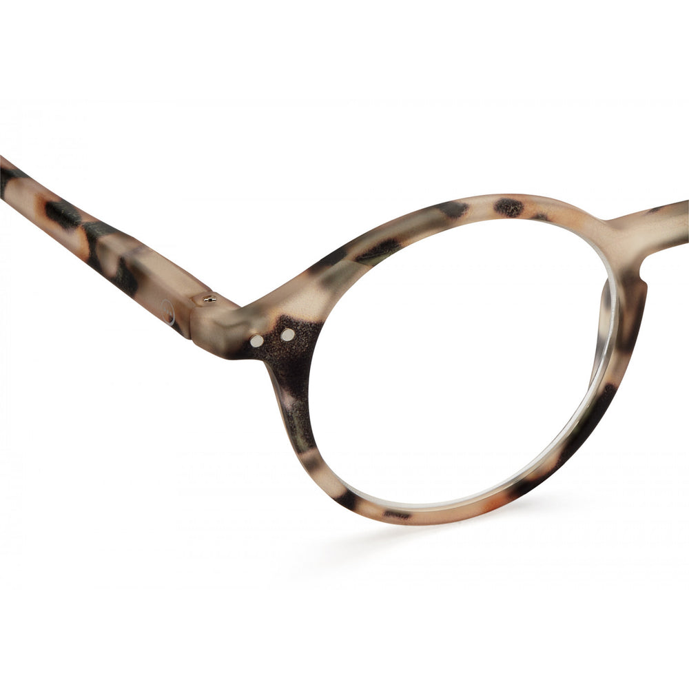 Load image into Gallery viewer, Reading Glasses Style D Light Tortoise +1.5