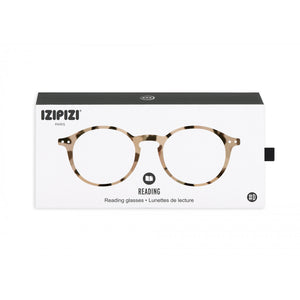 Load image into Gallery viewer, Reading Glasses Style D Light Tortoise +2