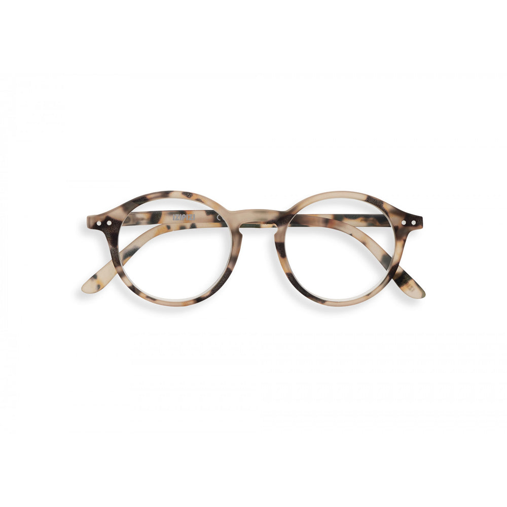 Load image into Gallery viewer, Reading Glasses Style D Light Tortoise +3
