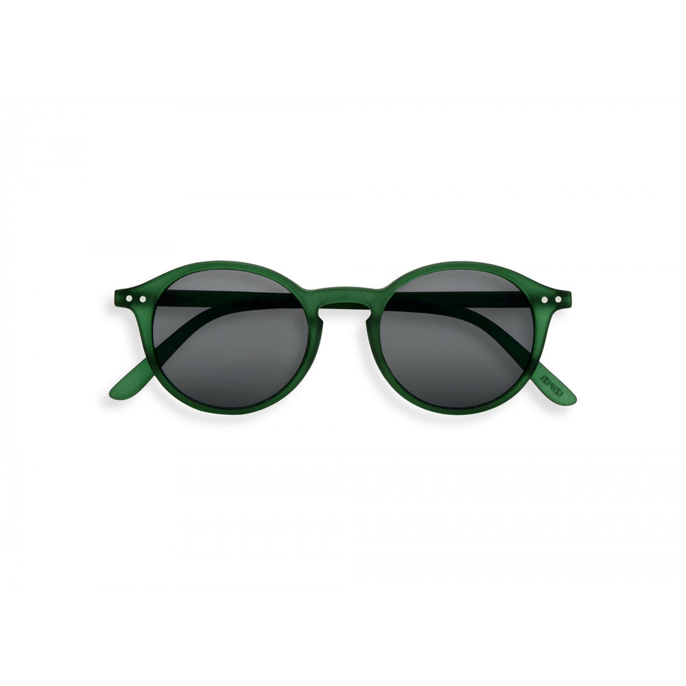 Sunglasses Style D Green Crystal