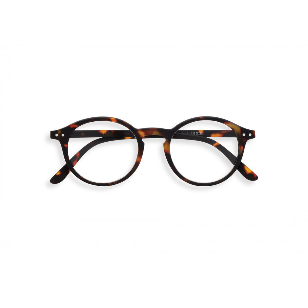 Reading Glasses Style D Tortoise +1.5