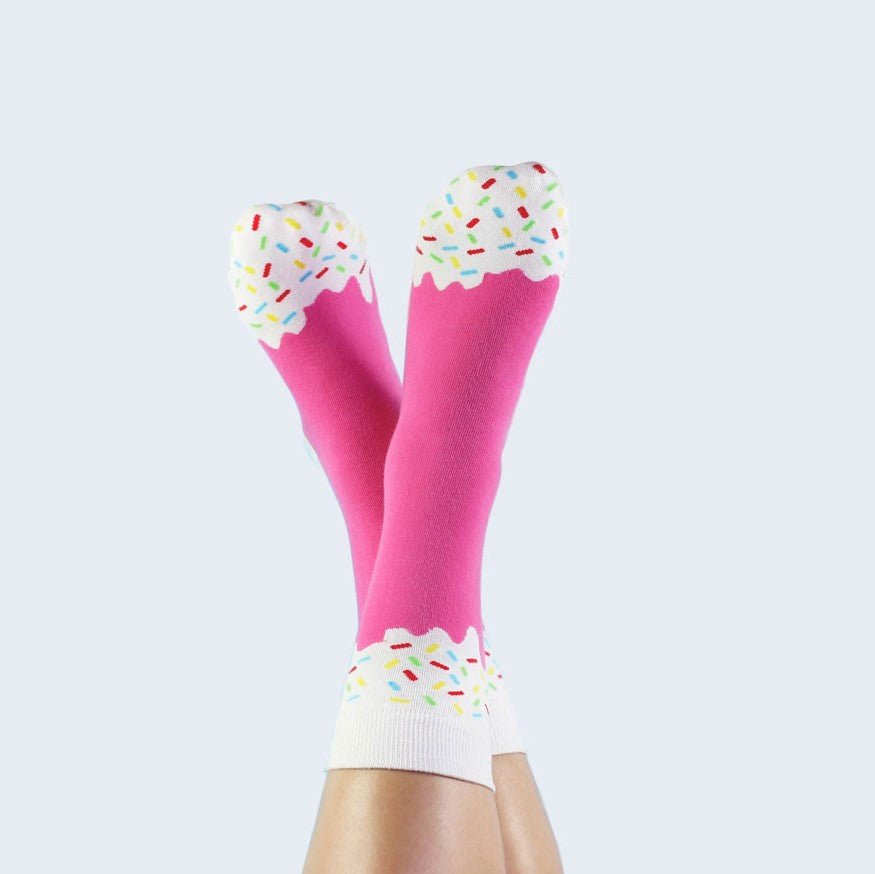 Load image into Gallery viewer, Icepop socks | Strawberry