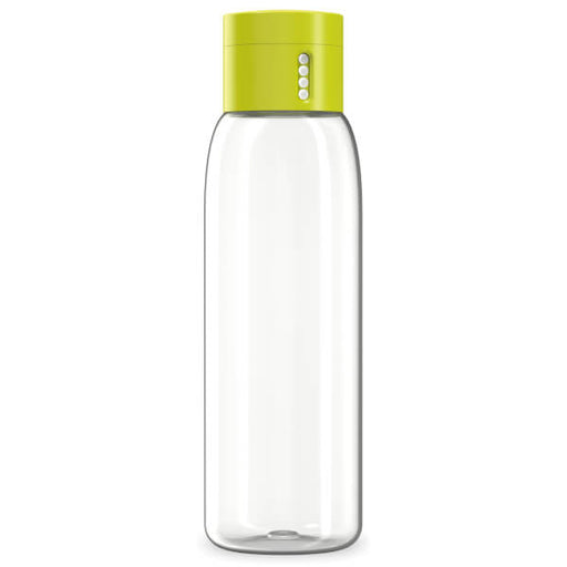 Dot hydration bottle 600ml in green Kitchen Joseph Joseph - Brand Academy Store