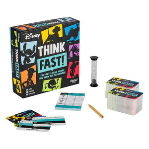 Disney Game Think Fast