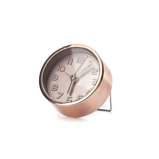 Gold and copper alarm clock Home KIKKERLAND - Brand Academy Store