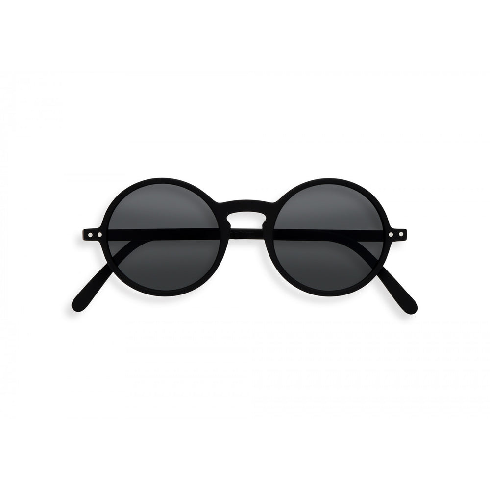 Sunglasses Style G Black Grey Lenses