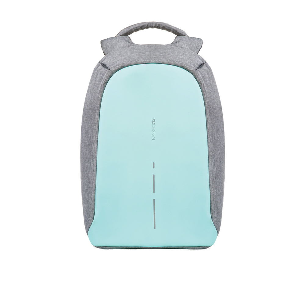 Mint green Bobby anti-theft backpack
