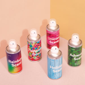 Happiness scent spray