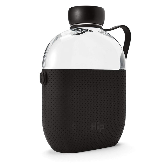 Hip bottle | Midnight black