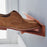 Floating shoe rack 700mm in copper Home j-me - Brand Academy Store