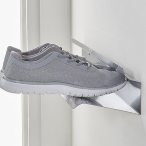 J-ME - Large Floating Shoe Rack 1200mm - Stainless Steel