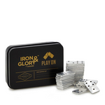 Domino Set Mini 'Play On' Iron and Glory