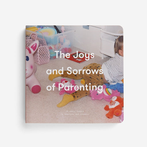 The joys and sorrows of parenting book