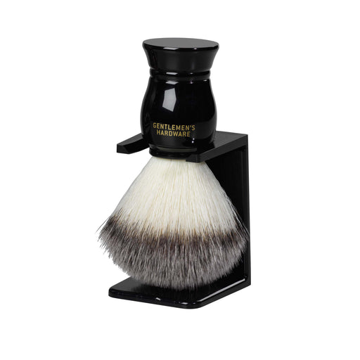 Gentlemen's Shaving Brush and Stand Beauty Wild & Wolf - Brand Academy Store