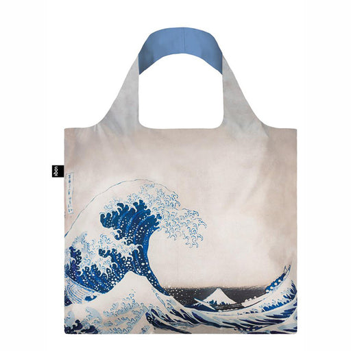 'The Great Wave' tote bag l Hokusai