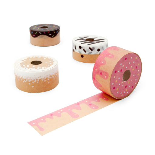 Doughnut Tape - Decorative Washi Tape