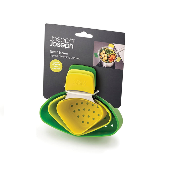 Nest Steam in green utensils Joseph Joseph - Brand Academy Store