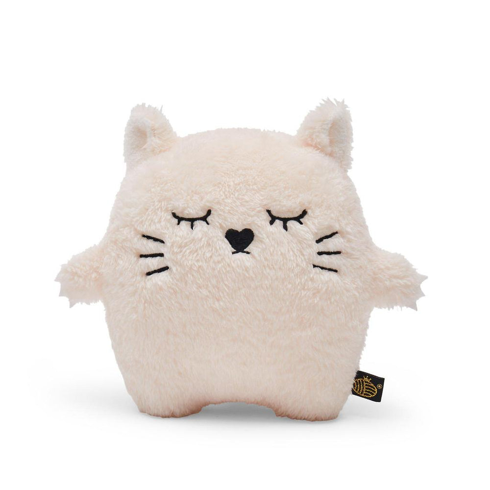 Cat plush soft toy for children 'Ricemimi' in light pink