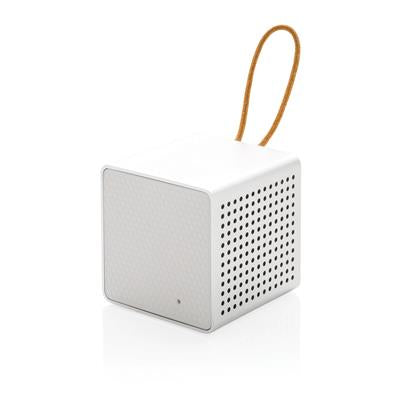 Wireless speaker 'Vibe' by XD design in silver