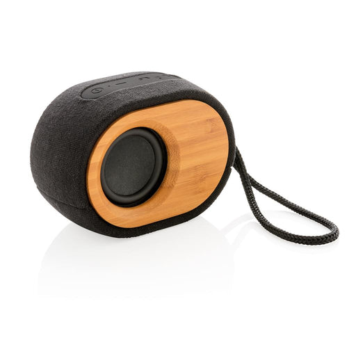 Wireless speaker 'Bamboo X' by XD in black