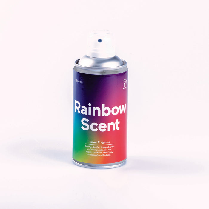 Rainbow scented spray