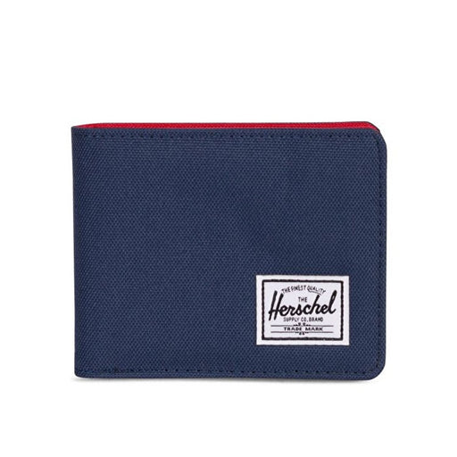 Roy card and coin wallet | Navy/ Red