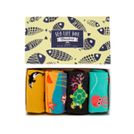 Sealife Socks Set Gift Box