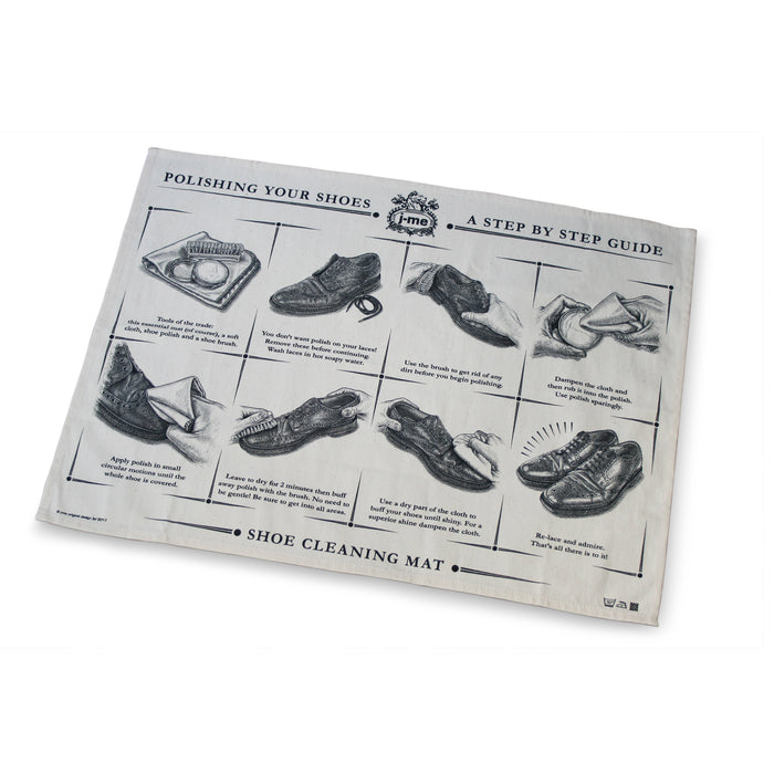 Shoe cleaning mat Home j-me - Brand Academy Store