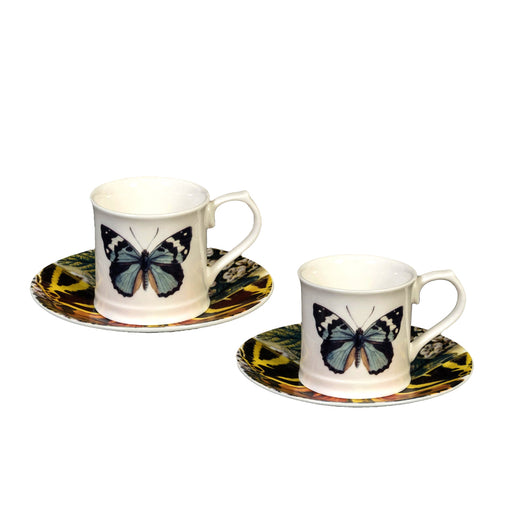 Butterfly espresso set Kitchen cubic - Brand Academy Store
