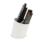 J-ME - Remote Control Holder / Tidy - White Grey