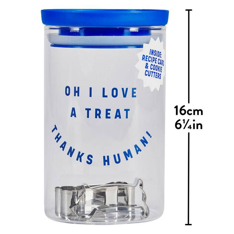 Dog Treat Kit In A Jar