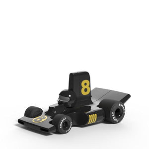 Toy Car Sports F1 Car Velocita Emilio in Black