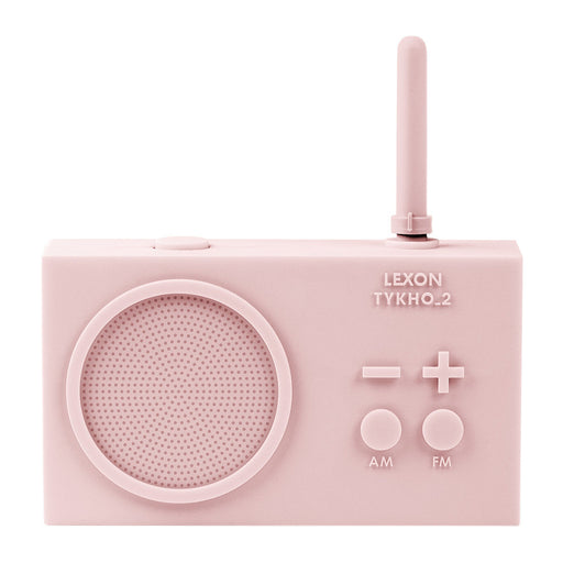 AM/FM Radio 'TYKHO 2' in pink
