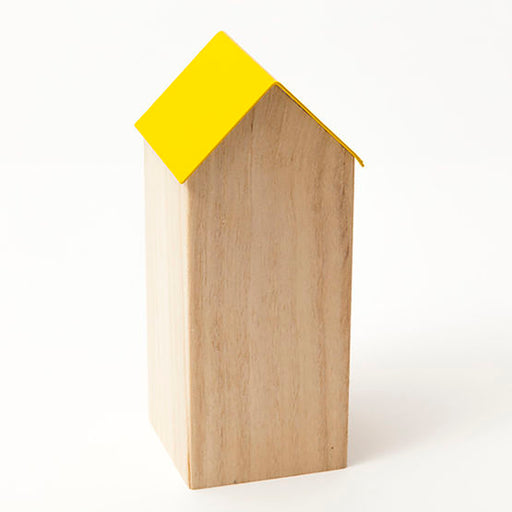Large storage house | Yellow