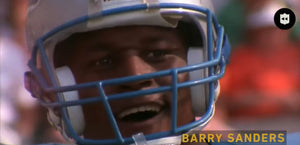 A Barry Sanders Moment...