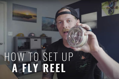 Knot Mondays: How To Set Up A Fly Reel