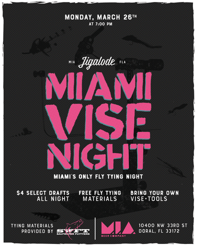 Miami Vise Night: March