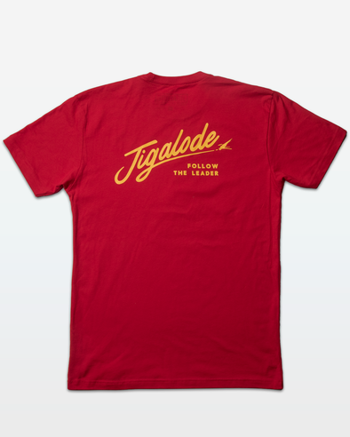 Follow The Leader 2.0 Tee - Jigalode