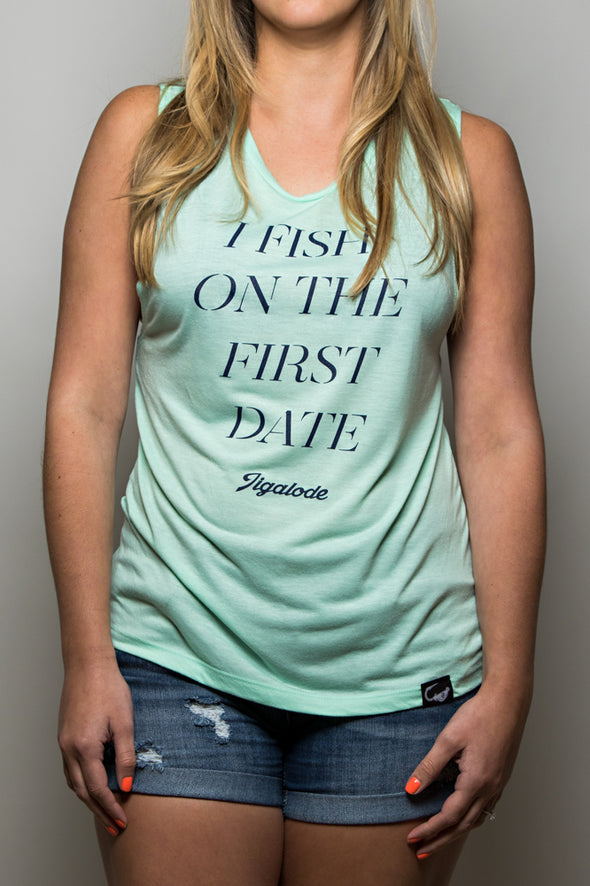 First Date Muscle Tank