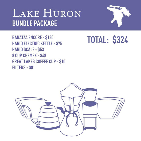 Lake Huron Bundle
